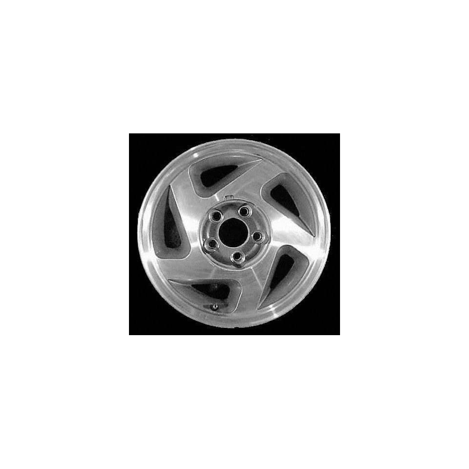 93 94 FORD EXPLORER ALLOY WHEEL RIM 15 INCH SUV, Diameter 15, Width 7 (5 HOLE), CHROME, 1 Piece Only, Remanufactured (1993 93 1994 94) ALY03008U85