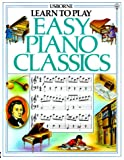 img - for Easy Piano Classics (First Music) book / textbook / text book