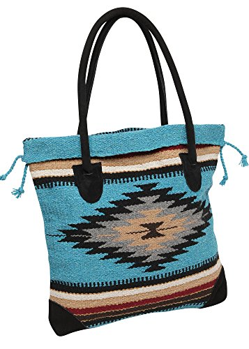 (Southwest Native American and Mexican Style Tote Bags Azteca D)