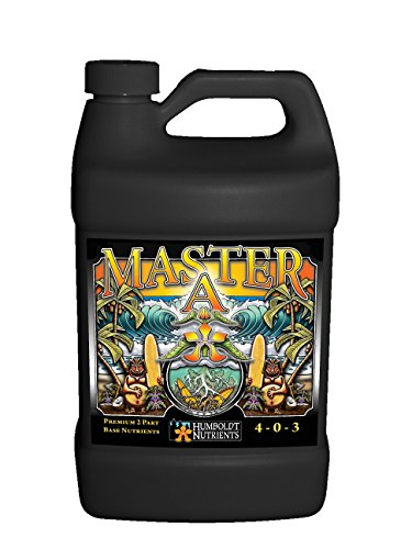 Humboldt Nutrients Master A 1GAL ()