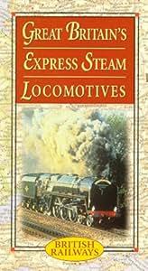 Great Britain's Steam Locomotives: British Railway [VHS]