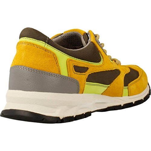Geox Men's Shoes, Colour Yellow, Brand, Model Men's Shoes U Delray Yellow Yellow