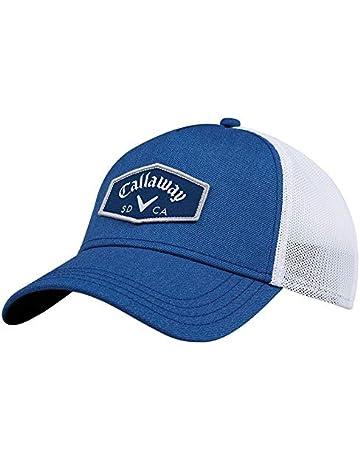 47c522cb929163 Callaway Golf 2018 Adjustable Trucker Hat