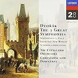 Classical Music : Dvorak: Symphonies Nos. 7-9, Scherzo Capriccios