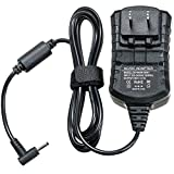 Safewatts AC Plug in Power Adapter Charger for ASUS Eee PC 1201HAG 1201N 1201NL 1201T 1201PN 1201HA 1005HA Computer, 40W