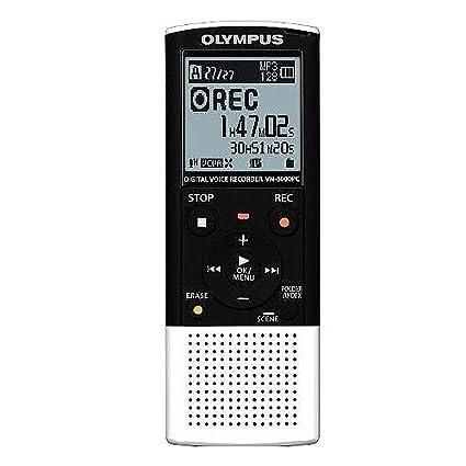 amazon com olympus vn 8000pc 1gb digital recorder w lcd display rh amazon com