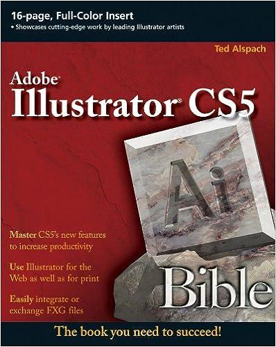 Adobe Illustrator Cs5 Revealed Pdf