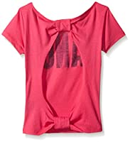 Gia-Mia Dance Girls' Dance Open Back Tee