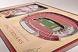 NCAA USC Trojans 3D StadiumViews Picture Frame