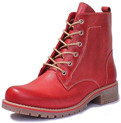 Red pour Justin Reece Sandales femme Stephanie tXqwTaqBx