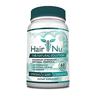 HairNu - Dietary Supplement for Hair Loss