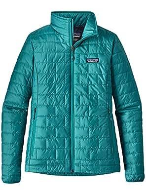 Patagonia Nano Puff Jacket - Women's (X-Small, Elwha Blue)