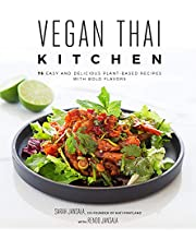 Vegan Thai Kitchen: 75 Easy and Delicious Plant-Based Recipes with Bold Flavors