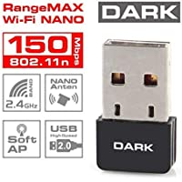 Dark Rangemax Nano 150Mbit 802.11N Kablosuz Ağ Adaptörü (Dk-Nt-Wdn150Nan4)