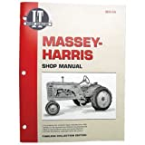 I&T Shop Manual Collection - MH-5A Massey Harris 23 23 21 21 55 555 33 44 555 33 44