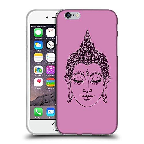 "GoGoMobile Coque de Protection TPU Silicone Case pour // Q07700618 Bouddha 6 Bronze // Apple iPhone 6 PLUS 5.5"""