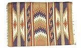 Fine Southwest Design #20083119 - Handwoven Reversible Placemats 13''x19'' Set of 6 Placemats (6)