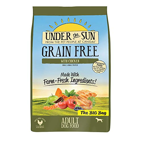 Canidae Under The Sun Grain Free Dog Food With Chicken, 40 - Canidae Grain