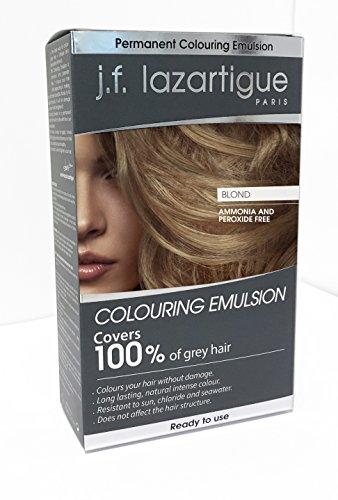 (J.F. Lazartigue Color Emulsion - Blond 2.03 oz. )