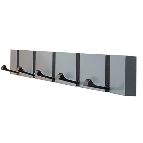 Amazon.com: Wooden Wall Mounted Folding Rack, Modern Wall ...