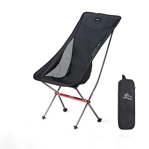 Portátil Plegable Mini Silla Ligero Camping Senderismo ...