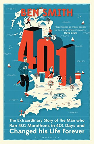 !BEST 401: The Man who Ran 401 Marathons in 401 Days and Changed his Life Forever W.O.R.D