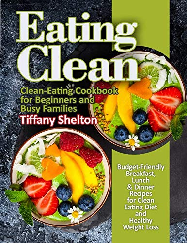 Clean Eating Cookbooks