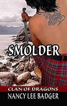 Smolder (Clan of Dragons Book 3) by [Badger, Nancy Lee]