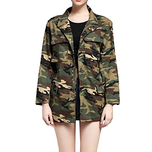 Fatigue Jacket Women'S - 4