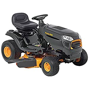 "Poulan Pro 960420182 Briggs 15.5 hp Automatic Hydrostatic Transmission Drive Riding Mower, 42"""