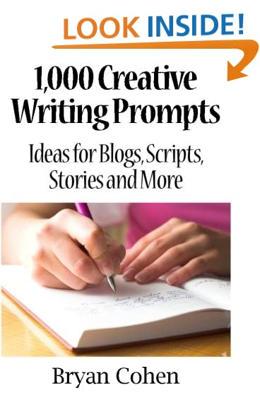 Creative Writing Prompts: Amazon.com
