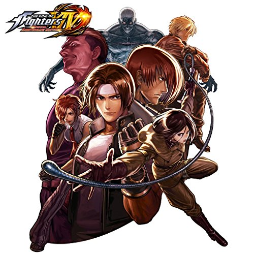 King Of Fighters XIV Anniversary Edition - PS4 [Digital Code] by Sega