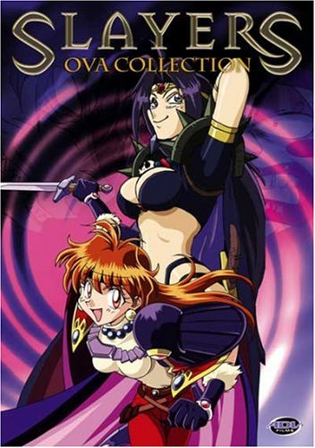 Slayers Collection, Vol. 2: OVA Collection by ADV Films