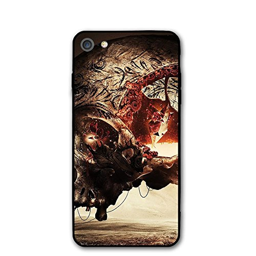 IPhone 7 Case Skull Protective Shockproof Anti-Scratch Resistant Slim Cover Case For IPhone 7 Hard Shell