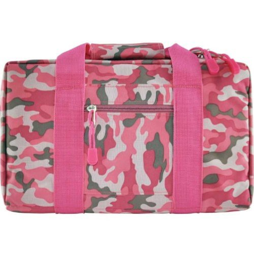 VISM by NcStar Discreet Pistol Case , Pink Camouflage