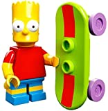 Lego Simpsons Minifigures 71005 Bart Simpson