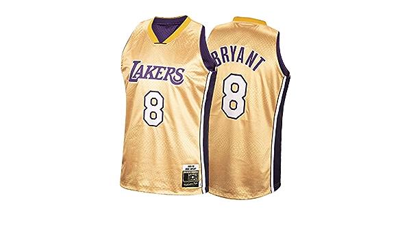 Amazon.com: Kobe Basketball Jersey for Men and Women,Laker 8# 24 ...