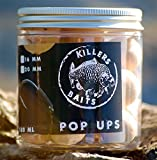 Carp Killers Pop Up Boilies White Indian 100g (16mm / 20mm)