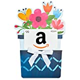 Amazon.ca 20 Gift Card in a Flower Pot Reveal (Classic White Card Design)