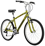 Diamondback Bicycles Wildwood Classic Comfort Bike, 19'/Large, Green