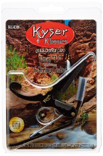 kyser-drop-d-capo-black