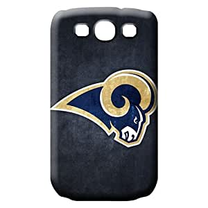 samsung galaxy s3 baseball case Protector covers Back Covers Snap On Cases For phone st. louis rams