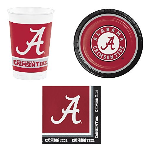 Best Deals On University Of Alabama Party Supplies Products