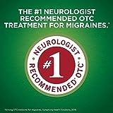 Excedrin Migraine Caplets for Migraine Pain Relief, 100 count