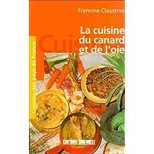 LA CUISINE DU CANARD ET LE L'OIE/POCHE