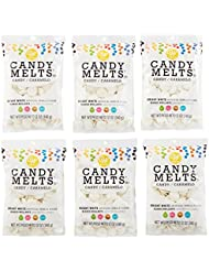 Wilton 12 oz. Bright White Candy Melts Candy, Multipack of 6