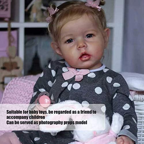 Mini Baby Zachte Levensechte DIY Handgemaakte Poppen, Onvoltooide Pasgeboren Babypoppen, voor Fotografie Props Model Kinderen, Kinderen