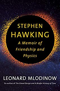 Book Cover: Stephen Hawking: A Memoir of Friendship and Physics