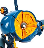 Geomag Kor Proteon Blatta Transformer – 103 Piece Creative Magnet Playset Toy – Swiss Made – Part of Geomag's World Famous Award Winning Product Line – Expert Level – Ages 5 and Up