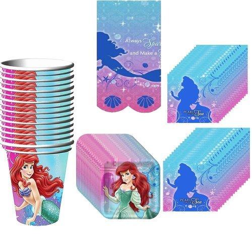 Hallmark BB1TBL3896 Little Mermaid Table Cover]()